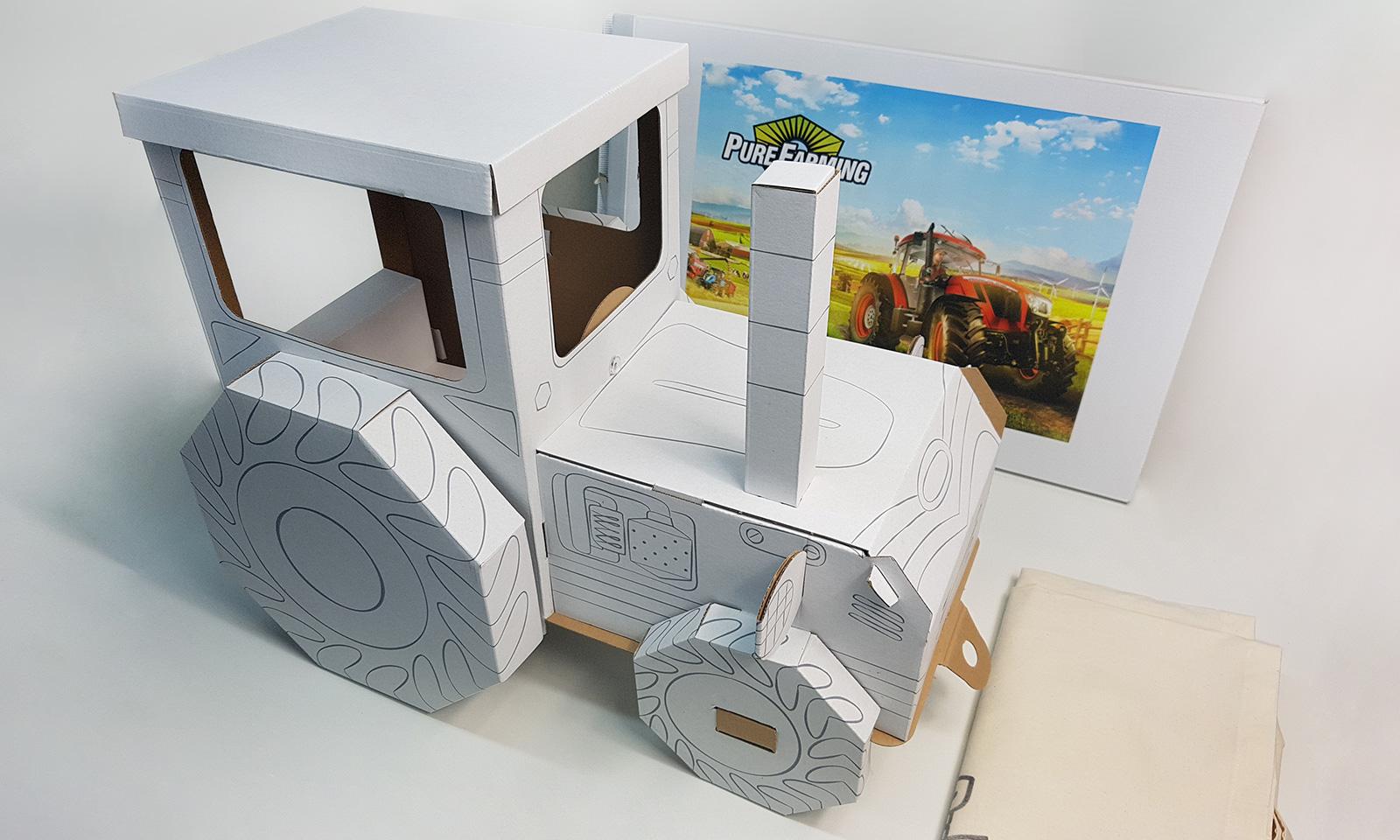 Techland model 3D