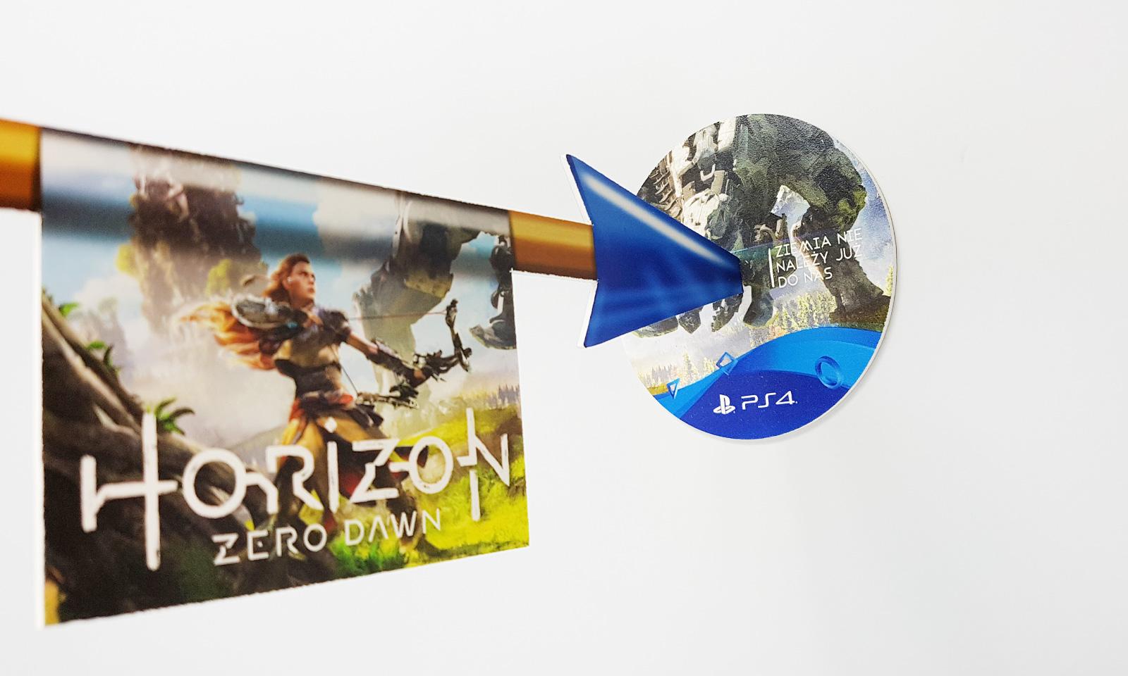 POS Horizon Zero Dawn