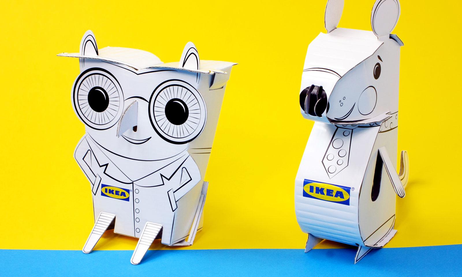 Modele 3D dla IKEA