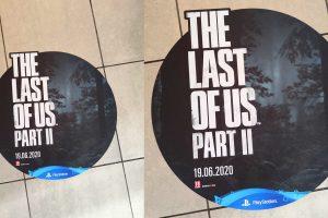 POS'y THE LAST OF US Part II
