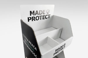 Ekspozytor Made2Protect